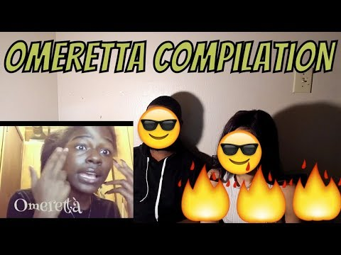 Couple Reaction to Omeretta Compilation