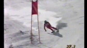 Olympia '92 Abfahrt Herren