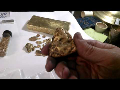 BIG PILE of GOLD NUGGETS BARS COINS $250,000 in gold and Treasure