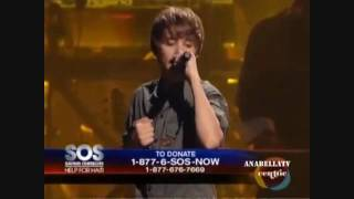 Justin Bieber feat. Ludacris - 'BABY' - Live