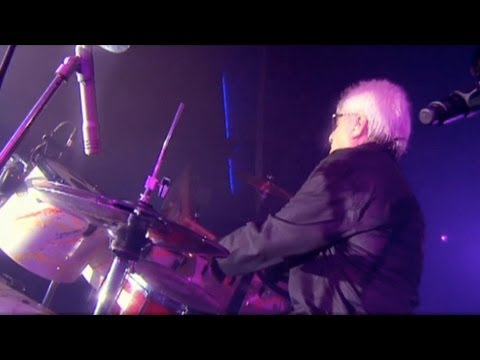 Cerrone - Sweet Drums Solo Live at Olympia (2007) - Official Video