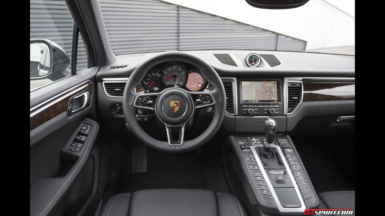 Porsche macan hybrid