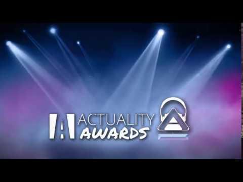 ¡Bienvenidos a los Actuality Awards 2017!