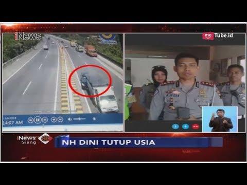 Begini Kronologis Kecelakaan Truk dan Taksi yang Tewaskan NH Dini - iNews Siang 05/12 Mp3