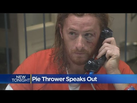 Pie Thrower Speaks Out, Photos Emerge Of Scuffle With Kevin Johnson