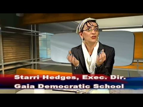 #39 Starri Hedges - Gaia Democratic School