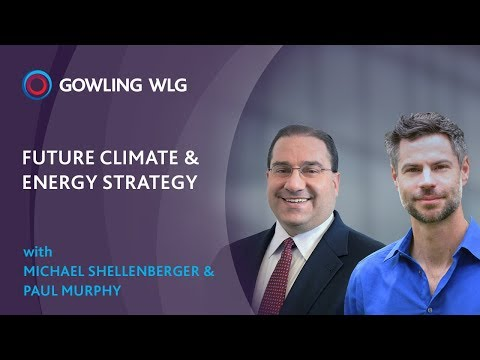 A Chat with Michael Shellenberger on Future Climate & Energy Strategy