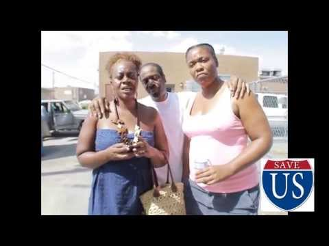 THE SAVE US PROGRAM- FEEDING THE HOMELESS IN LITTLE ROCK AR#1