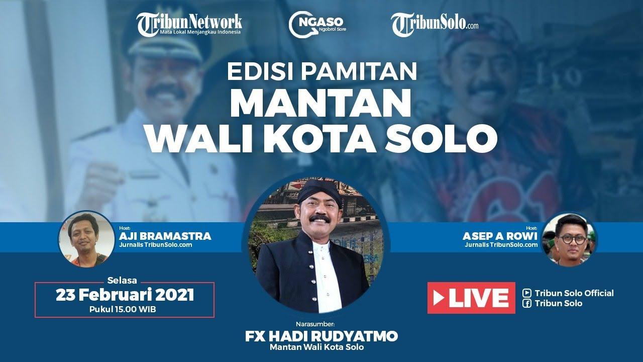 Download 🔴NGOBROL SORE: FX Hadi Rudyatmo, Tak Ada Gengsi Dari Wali Kota Solo Jadi Tukang Las