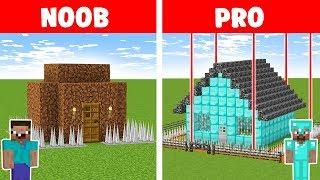 Minecraft NOOB vs PRO: WORLD
