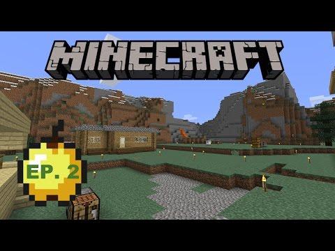 【Party Gamers】【Minecraft】 四個小生玩生存 #2 來自地底的三頭地鼠
