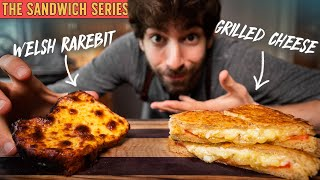 The BATTLE of the best Cheese Sandwich:  vs