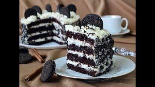 Готовим Тортик на каждый день. Рецепт торта. Приготовь сам. Легко и просто!