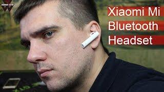 видео Bluetooth-гарнитура.  Выбор и покупка. И что из этого вышло.