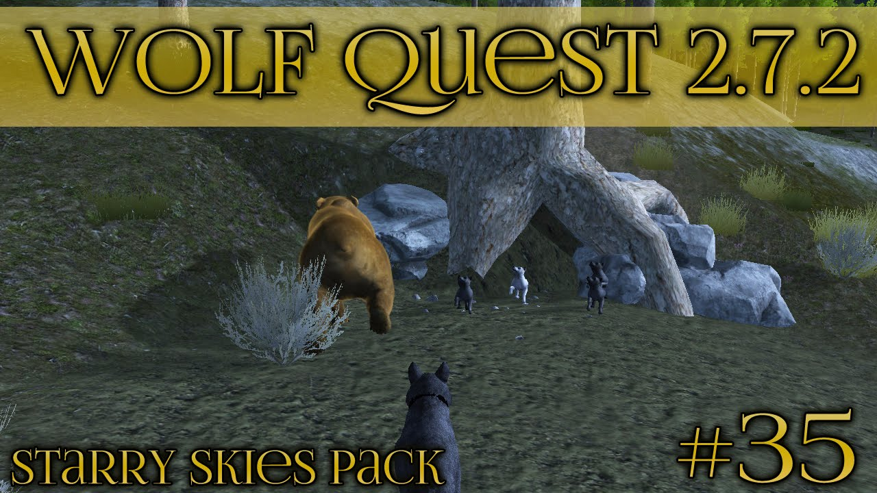 Wolf quest 2. 7. 3 multiplayer android/ios/kindle gameplay.