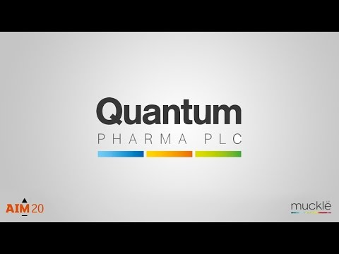 Quantum Pharma Plc Celebrate AIM At 20