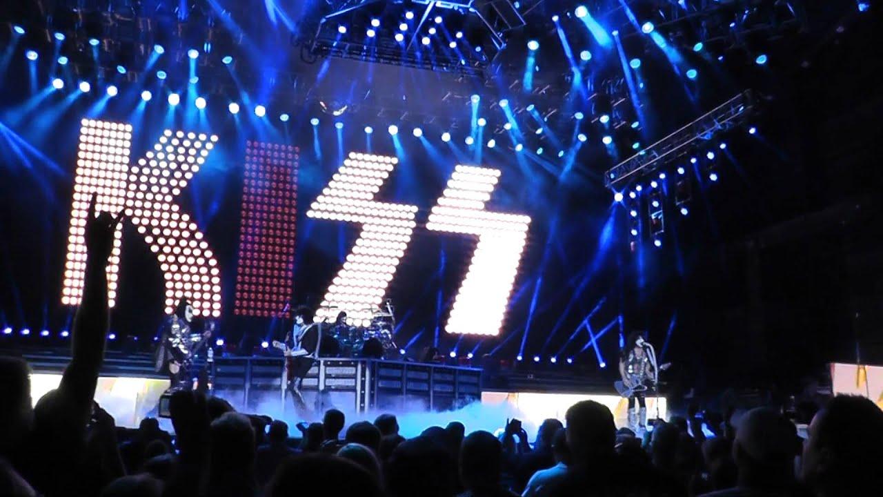 KISS LIVE Detroit Rock City St.Louis 8-27-2012