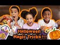 Halloween Candy Magic Trick!