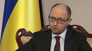 New Ukraine PM accuses Russia of