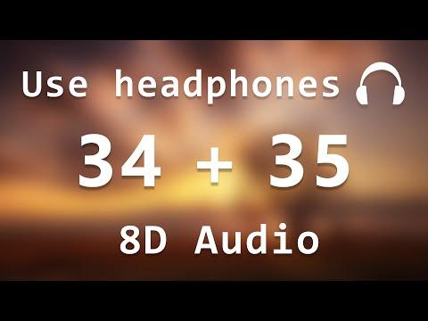 Ariana Grande - 34 + 35 (8d audio)