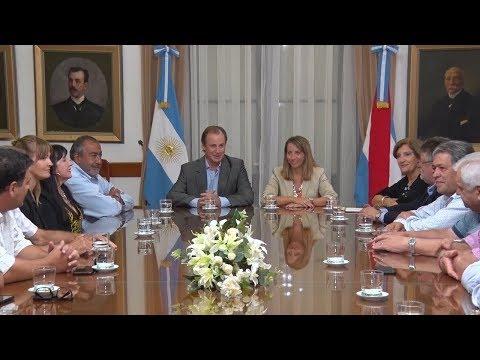 La CGT respalda la política salarial del gobierno entrerriano