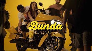 BUNDA behind the scenes -Natasha Kay x Boomba Montana