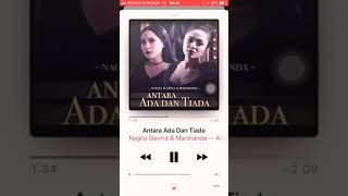 Video Nagita Slavina Feat Marshanda - Antara Ada Dan Tiada Ost The Secret download MP3, 3GP, MP4, WEBM, AVI, FLV Mei 2018