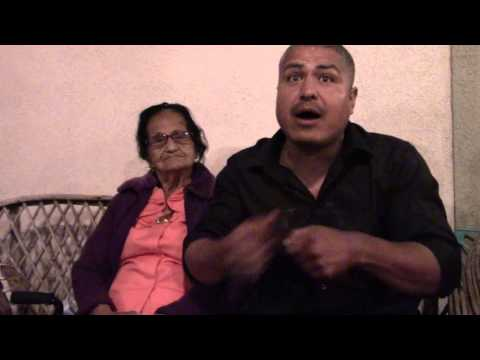 Visit To Robert Garcia House Party FULL video - esnews