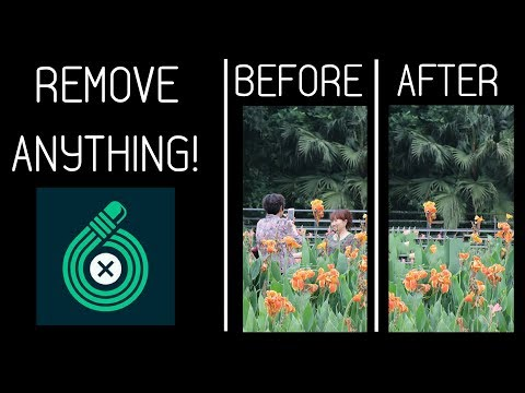 Touch Retouch Photo Editor- REMOVE ANYTHING! - The App Review Show Episode 30/365