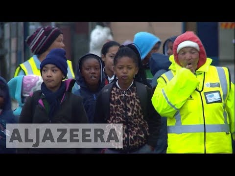 The walking bus: New initiative to keep South Africa's children safe