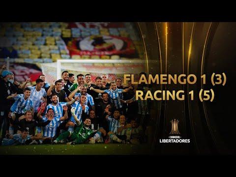 Flamengo RJ Racing Club Goals And Highlights