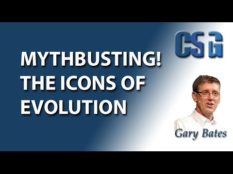 Mythbusting the Icons of Evolution