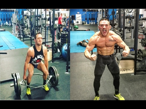Michael Chandler training 2017