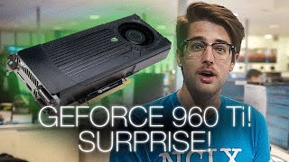 Stream PS4 to PC/Mac, Geforce GTX 960 Ti, R6 Siege open beta resumes