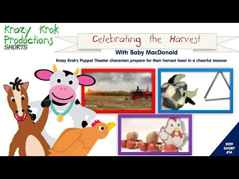 Celebrating the Harvest with Baby MacDonald - A Thanksgiving Special