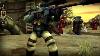 [RU] Warhammer 40,000: Space Wolf - геймплейный тизер-трейлер