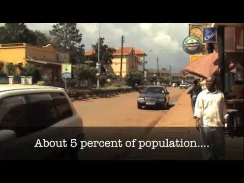 A few facts about Uganda