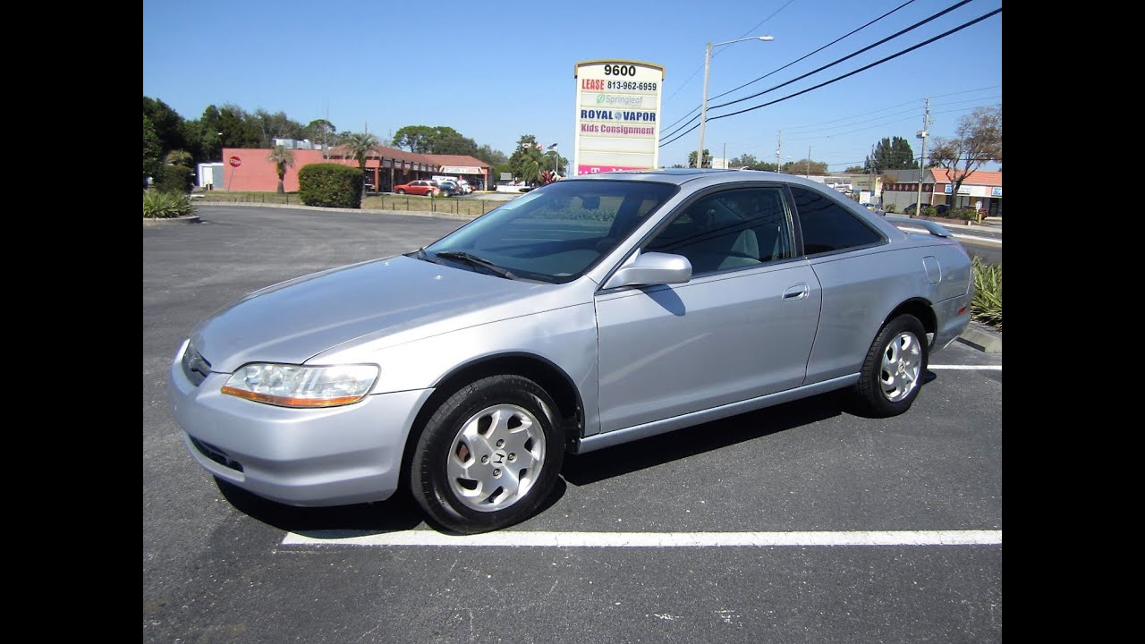 sold 1998 honda accord ex coupe vtec meticulous motors inc