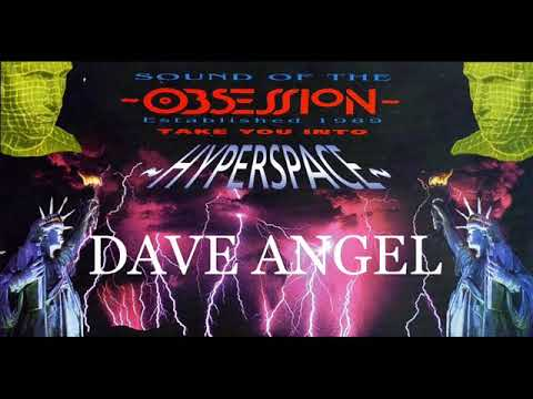 Dave Angel Mc Ribbz @ Obsession Hyperspace 6th August 1993
