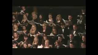 Verdi, Requiem: Dies Irae - WTAMU Choirs and Symphony with FBC Amarillo