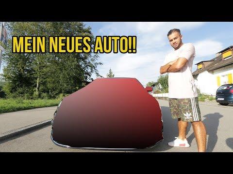MEIN ERSTES EIGENES AUTO + GEWINNSPIEL!!