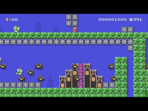 How much is the fish?! by ☆Gurke★ ~SUPER MARIO MAKER~ NO COMMENTARY