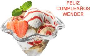 Wender   Ice Cream & Helado