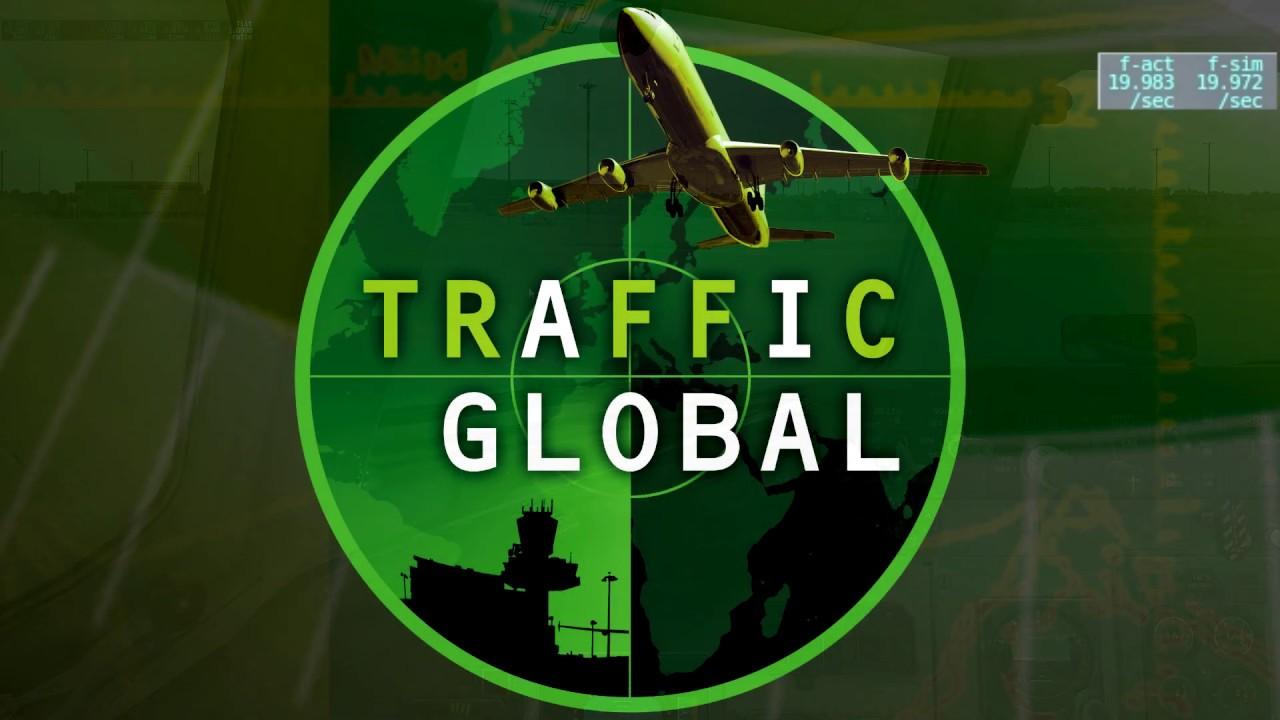 just flight traffic global for x
