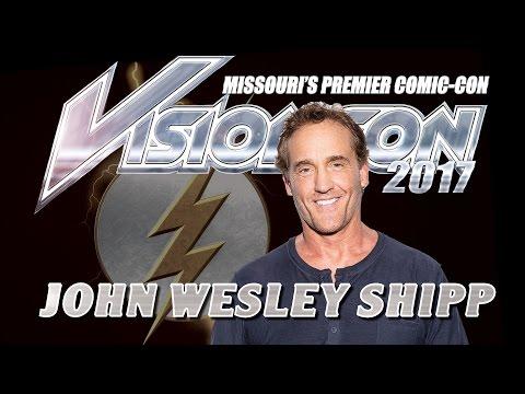 Visioncon 2017 John Wesley Shipp Main Programming