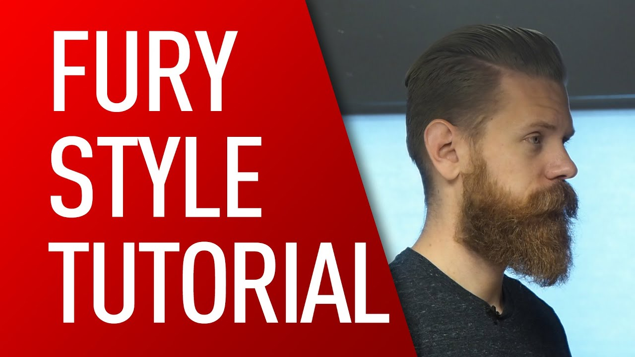 How To Style Brad Pitts Fury G Easy Mens Haircut Eric Bandholz