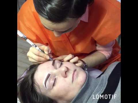 Пудровое напыление бровей: новинка - Аппаратная косметология