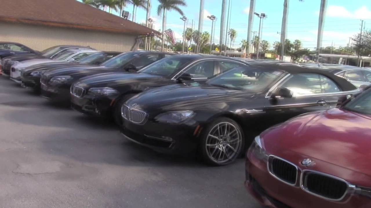 Off Lease Only Reviews Used Bmw West Palm Beach Florida Youtube
