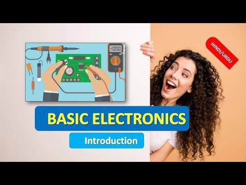 UNDERSTAND BASIC ELECTRONICS (IN HINDI)
