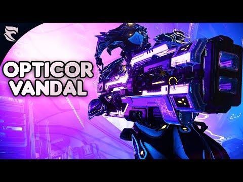 Warframe: Opticor Vandal Build Guide thumbnail